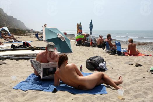 Nyc nude beach