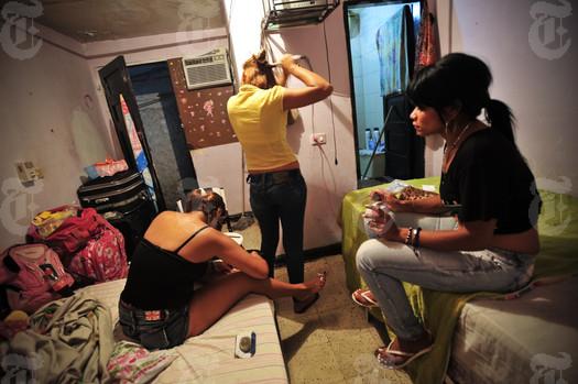 sexparty prostitutas santiago