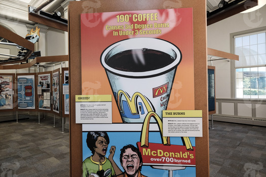 mcdonalds hot coffee case Special interest groups used the mcdonald's hot coffee jury verdict to justify changes in our legal system -- changes supposedly needed to stop runaway juries but.